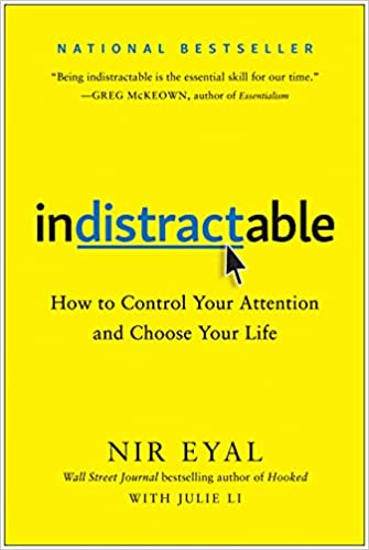 Indistractable Book Pdf Free Download