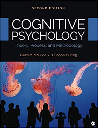Cognitive Psychology: Theory, Process, and Methodology book pdf free download