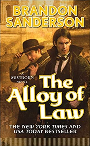 Mistborn: The Alloy of Law Book Pdf Free Download