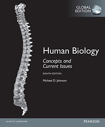 Human Biology: Concepts and Current Issues Book Pdf Free Download