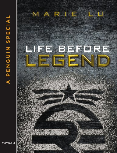 Life Before Legend Book Pdf Free Download