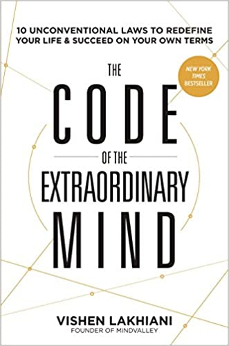 The Code of the Extraordinary Mind Book Pdf Free Download