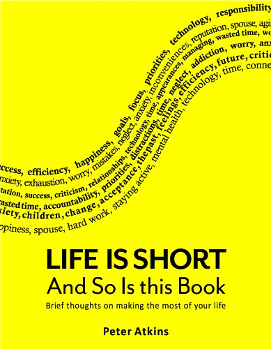 Life is Short And So Is This Book pdf free download