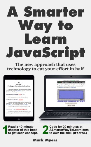A Smarter Way to Learn JavaScript Book Pdf Free Download