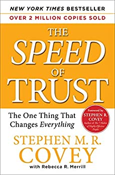 The Speed of Trust Book Pdf Free Download