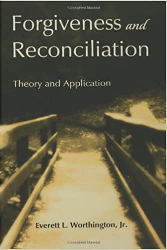 Forgiveness and Reconciliation Book Pdf Free Download