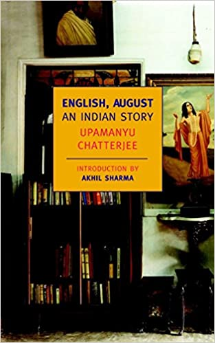 English, August: An Indian Story book pdf free download