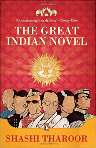 The Great Indian Novel book pdf free download