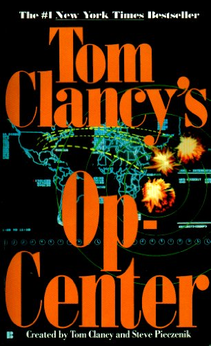 Tom Clancy's Op-Center Book 1 pdf free download