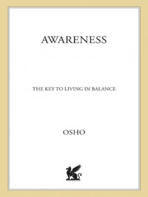 Awareness: The Key to Living in Balance book pdf free download
