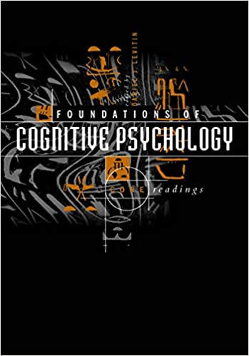 Foundations of Cognitive Psychology book pdf free download