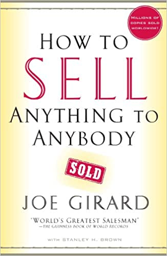 How to Sell Anything to Anybody Book Pdf Free Download