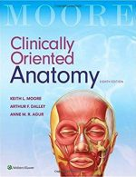 Moore's Clinically Oriented Anatomy Book PDF